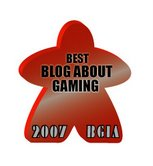 BGIA Best Blog About Gaming, 2007